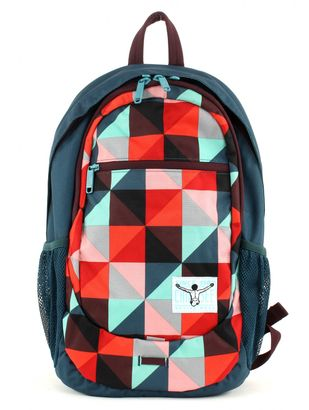 CHIEMSEE Techpack Two Backpack Magic Triangle Red