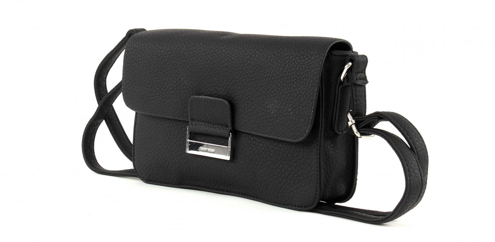 gerry weber cross body bag talk different ii flap h s black. Black Bedroom Furniture Sets. Home Design Ideas