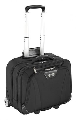 "WENGER Business Deluxe Businesstrolley 17"" Black"