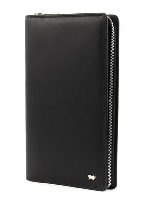 Braun Büffel Golf Travel Billfold Black