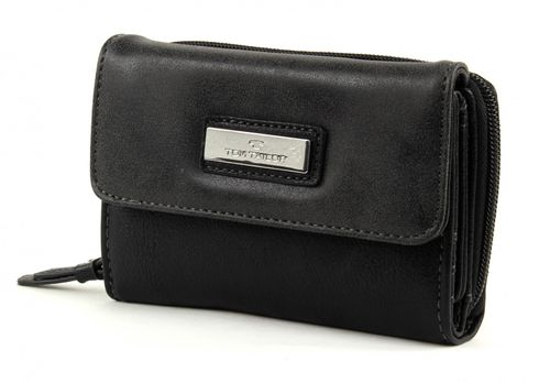 TOM TAILOR Elin S Wallet Black