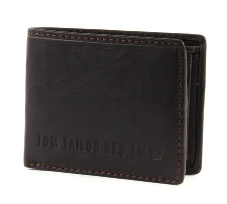 TOM TAILOR Harry Small Wallet Brown