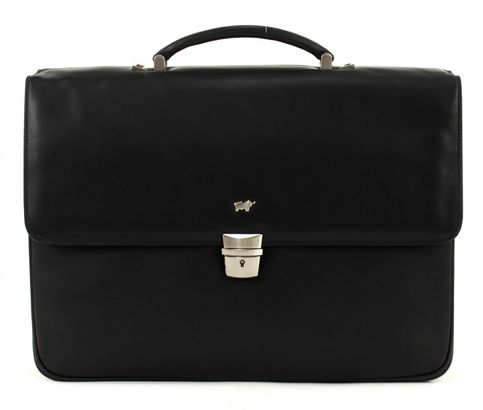 Braun Büffel Golf M Briefcase Black