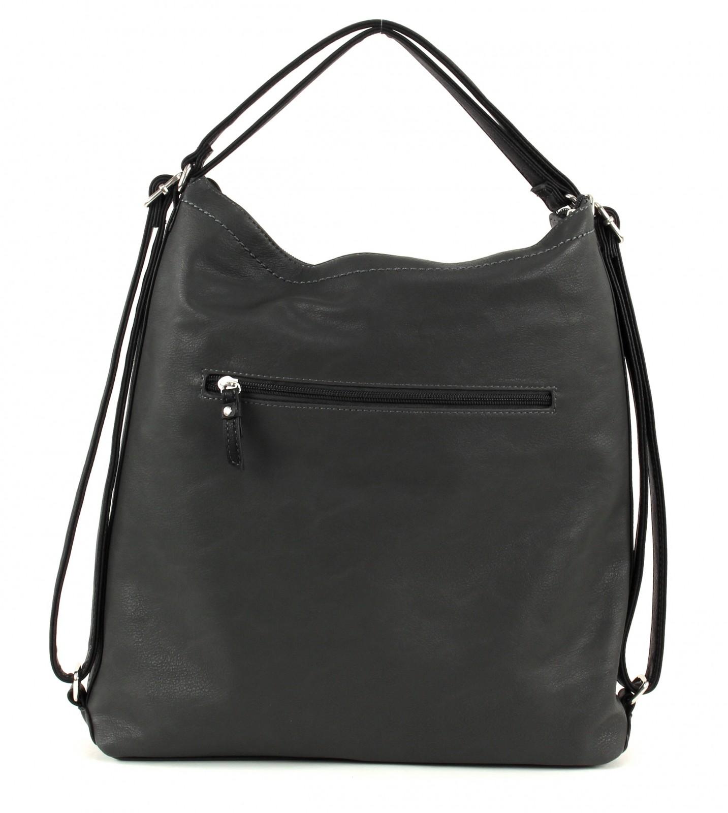 tom tailor elin hobo bag schultertasche rucksack. Black Bedroom Furniture Sets. Home Design Ideas