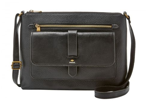 FOSSIL Kinley Crossbody Black