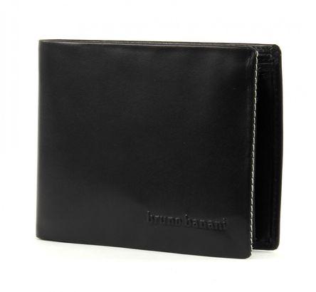 bruno banani Elegance Wallet with Flap Black
