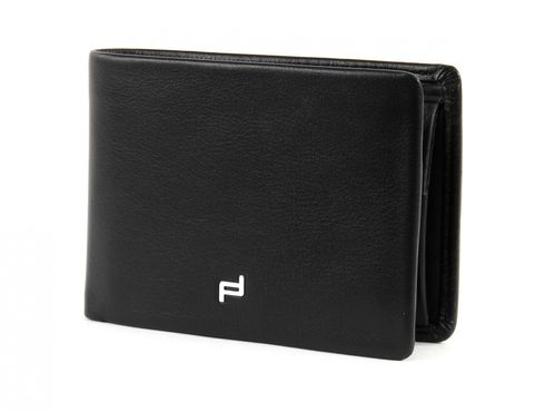 PORSCHE DESIGN Touch BillFold H2 Black