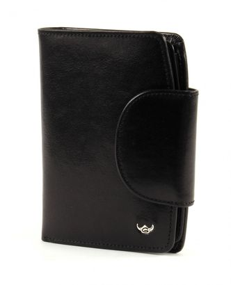 Golden Head Colorado Classic Wallet with Snap Closure Black