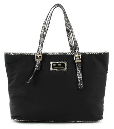 GUESS Florencia Carryall Black Multi