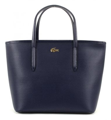 LACOSTE Chantaco Small Shopping Bag Peacoat