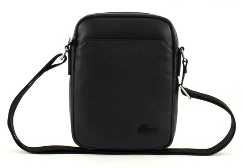 LACOSTE Rafael Vertical Camera Bag Black