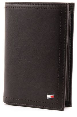 TOMMY HILFIGER Harry N/S Wallet W/Coin Pocket Coffee Bean
