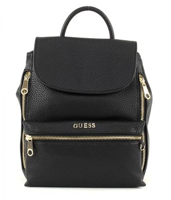 GUESS Alanis Small Backpack Black