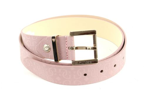 GUESS Marian Belt M Blush