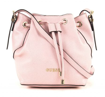 GUESS Isabeau Small Bucket Rose