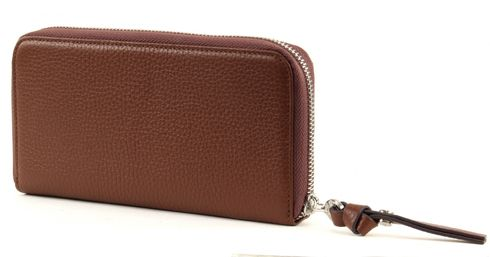 GEORGE GINA & LUCY Leather Nown Walletta Cognac Nappa