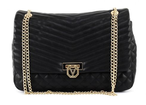 VALENTINO Margaritas Saddlebag L Nero