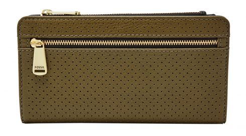 FOSSIL Preston Perforated Clutch Canteen