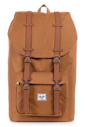 Herschel Little America Backpack Caramel/Tan