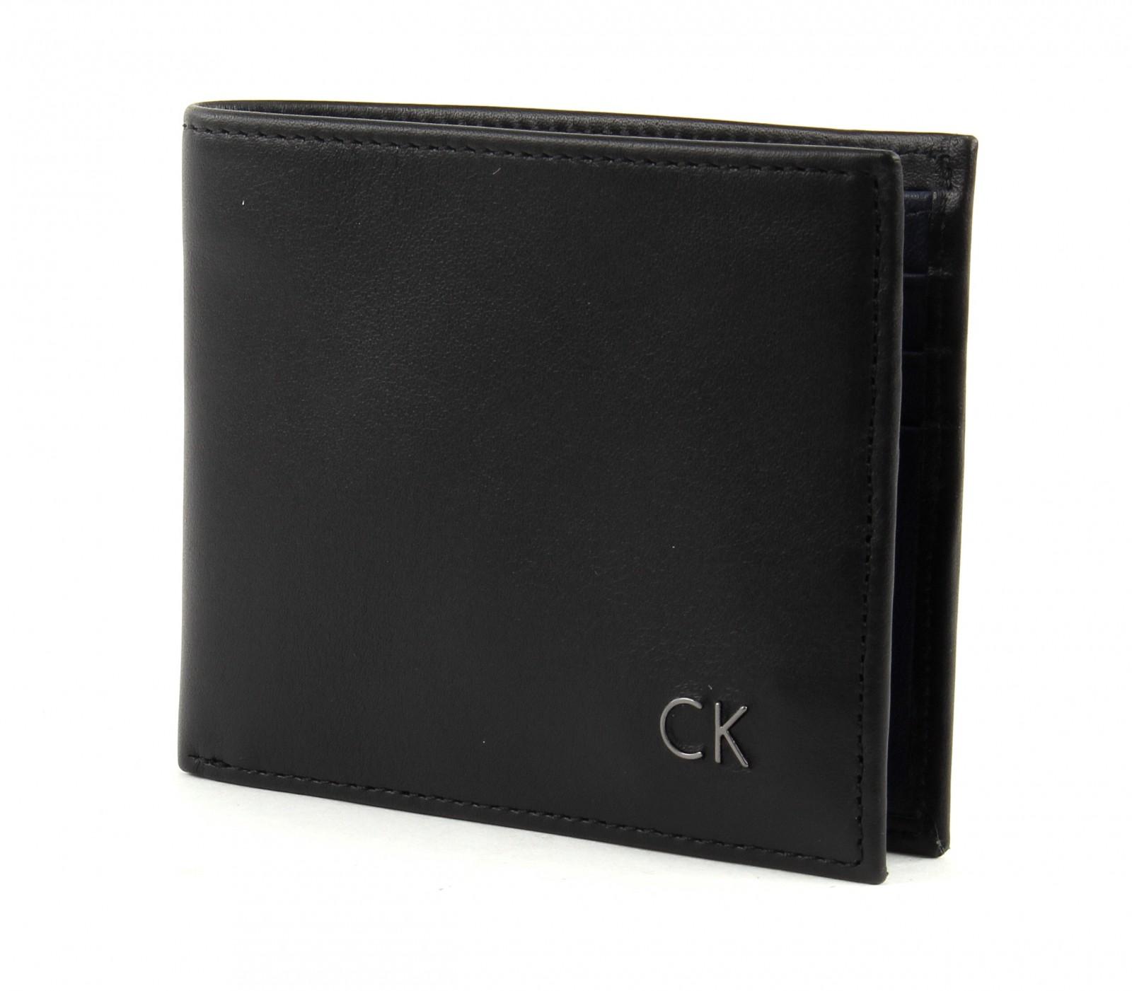 calvin klein l3on slimfold 6 cc geldbeutel portemonnaie. Black Bedroom Furniture Sets. Home Design Ideas