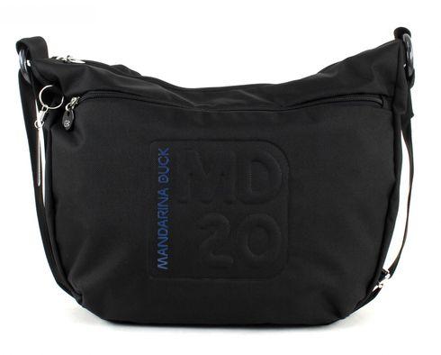 96ab182f7 MANDARINA DUCK Cross Body Bag MD20 Crossover Zip Black