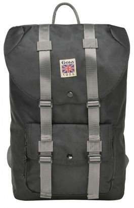 Gola Bellamy Tech Backpack Black / Steel Grey