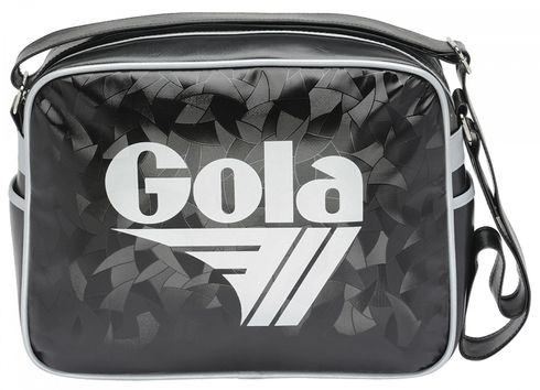 Gola Redford Metallic Abstract Black/Black/Silver