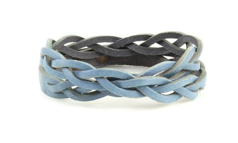 LIEBESKIND BERLIN Vintage Bracelet LKB664 Light Blue
