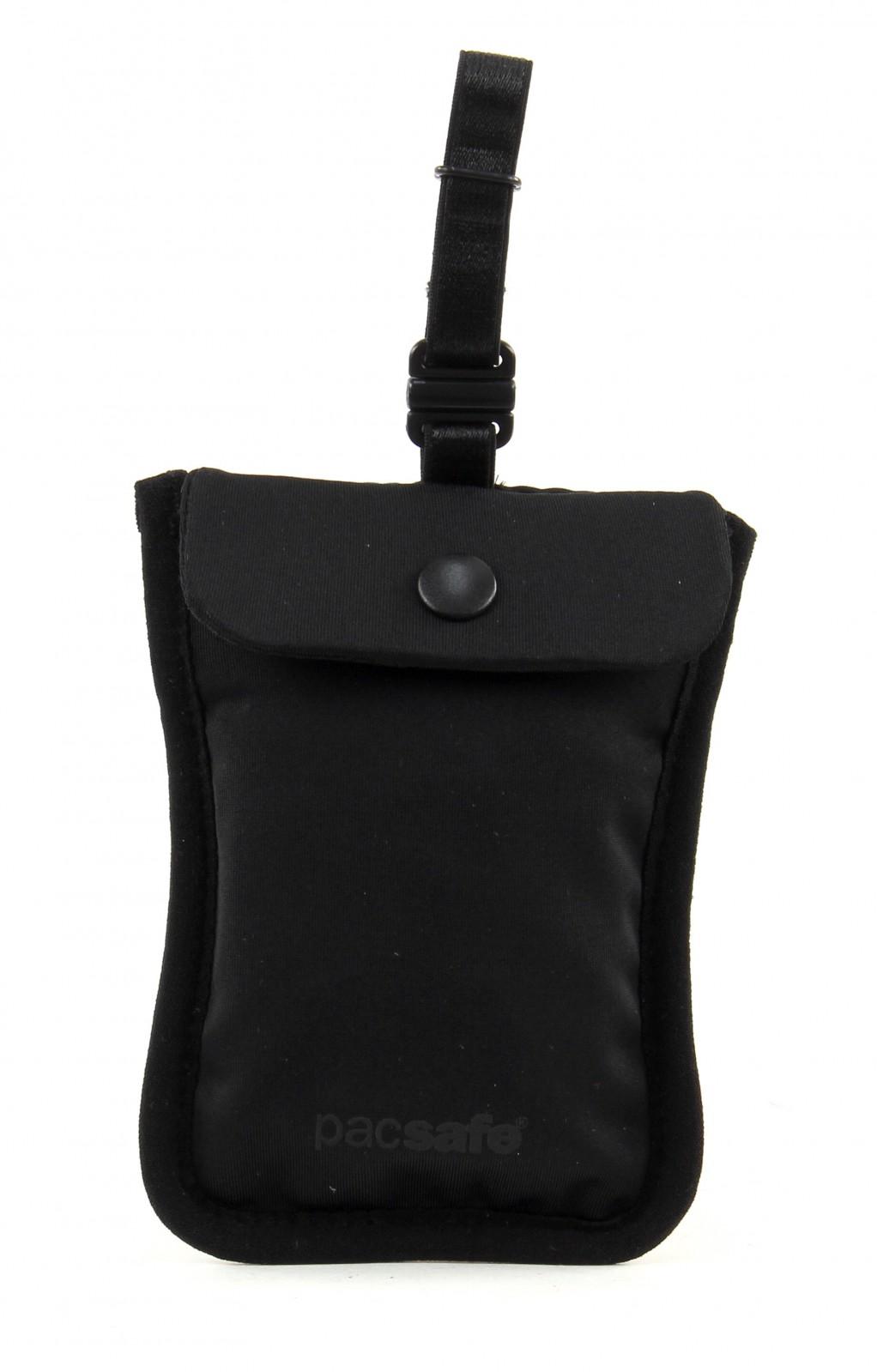 pacsafe Coversafe S25 Secret Bra Pouch Black