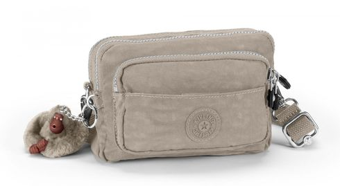 kipling Eyes Wide Open Multiple Warm Grey