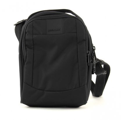 pacsafe Metrosafe LS100 Anti-Theft Crossbody Bag Black