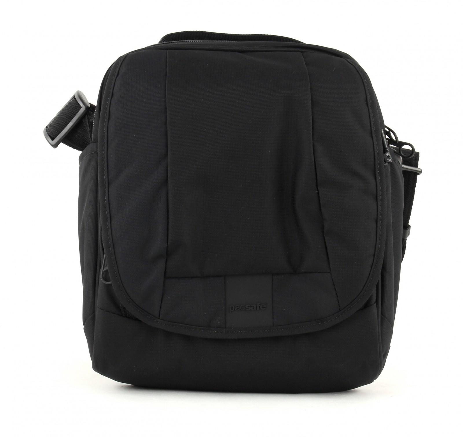 pacsafe Metrosafe LS200 Anti-Theft Shoulder Bag Black