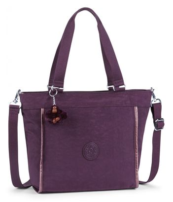 kipling Eyes Wide Open New Shopper S Plum Purple