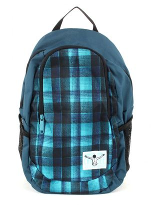 CHIEMSEE Crystal Backpack Checky Chan Blue
