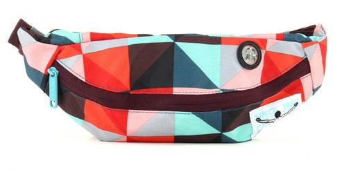 CHIEMSEE Waistbag Magic Triangle Red