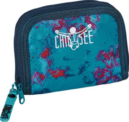 CHIEMSEE Twin Zip Wallet Dusty Flowers