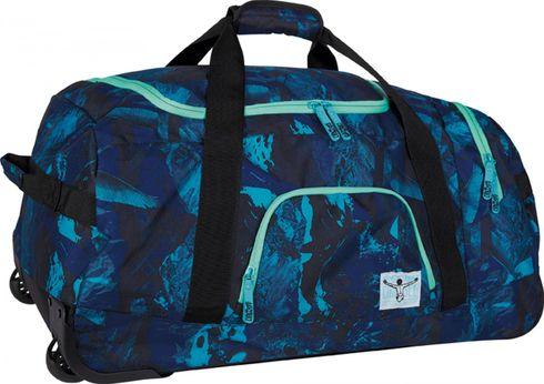 CHIEMSEE Rolling Duffle Large High Altitude Blue