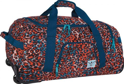 CHIEMSEE Rolling Duffle Large Mega Flow Blue