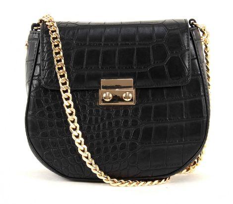 CINQUE Donna Handbag with Flap Black