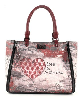 Y NOT? Chain Love Multifunction Shopper M Love Is In The Air