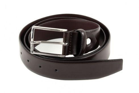 Calvin Klein Justin 3 Belt W80 Brown