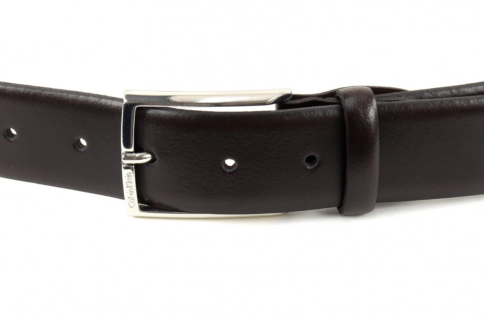 Calvin Klein Justin 3 Belt W85 Brown