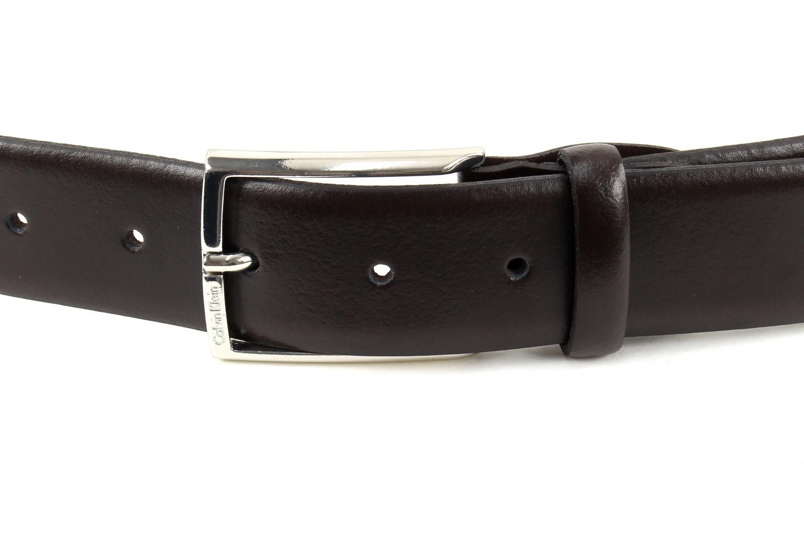 Calvin Klein Justin 3 Belt W115 Brown