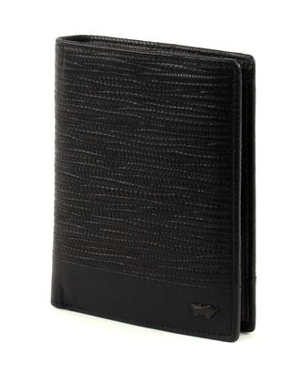 Braun Büffel Toulouse Wallet with Flap High Black