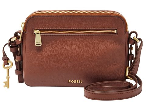 FOSSIL Piper Toaster Leather Uni Brown