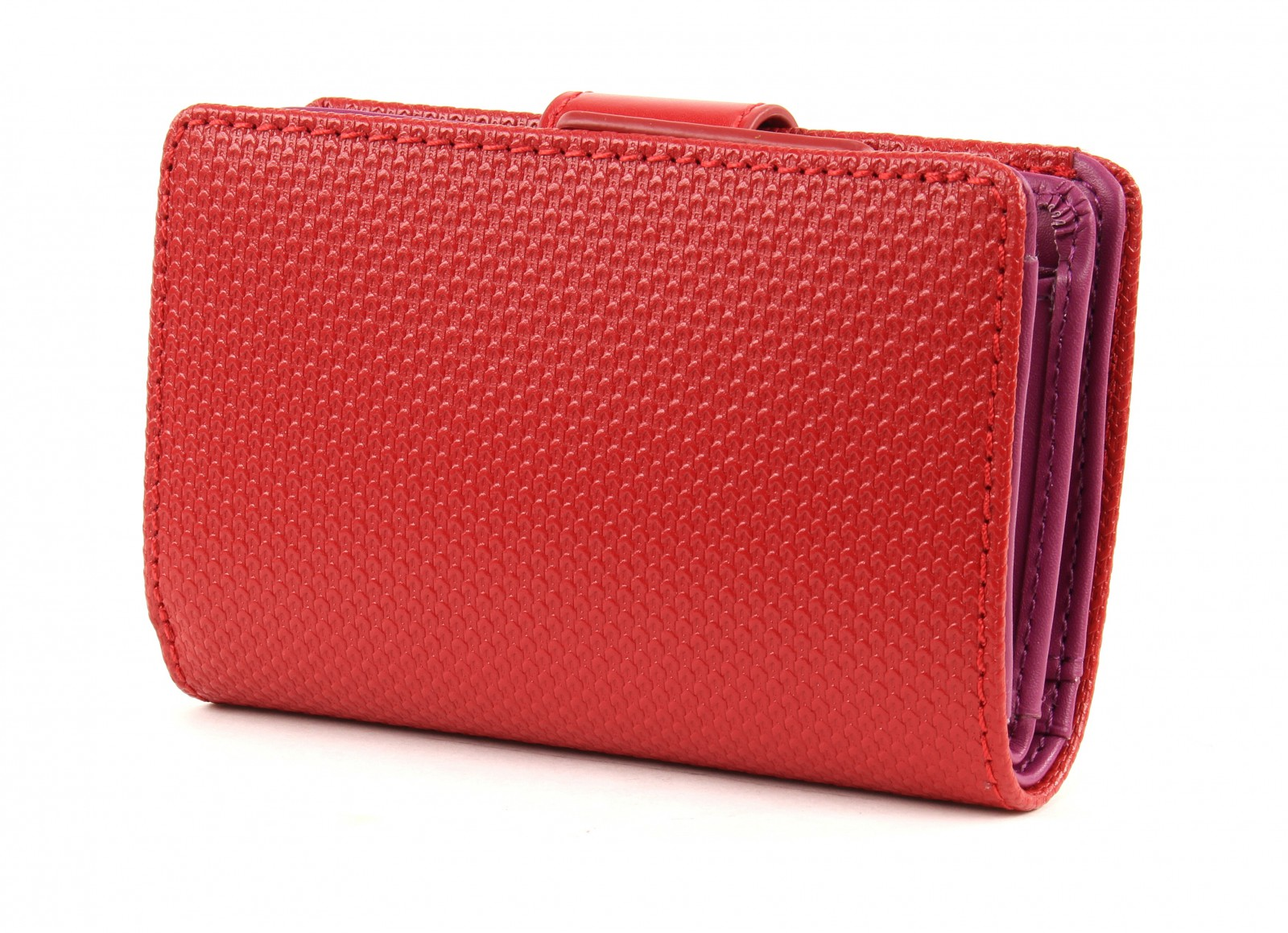 lacoste chantaco medium wallet geldb rse portemonnaie damen rot pompeian red ebay. Black Bedroom Furniture Sets. Home Design Ideas