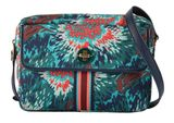 Oilily Winter Flowers S Shoulder Bag Teal online kaufen bei modeherz