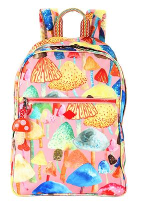 Oilily Autumn Forest S Backpack Icy Pink