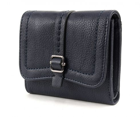 ESPRIT Katrin City Wallet Navy