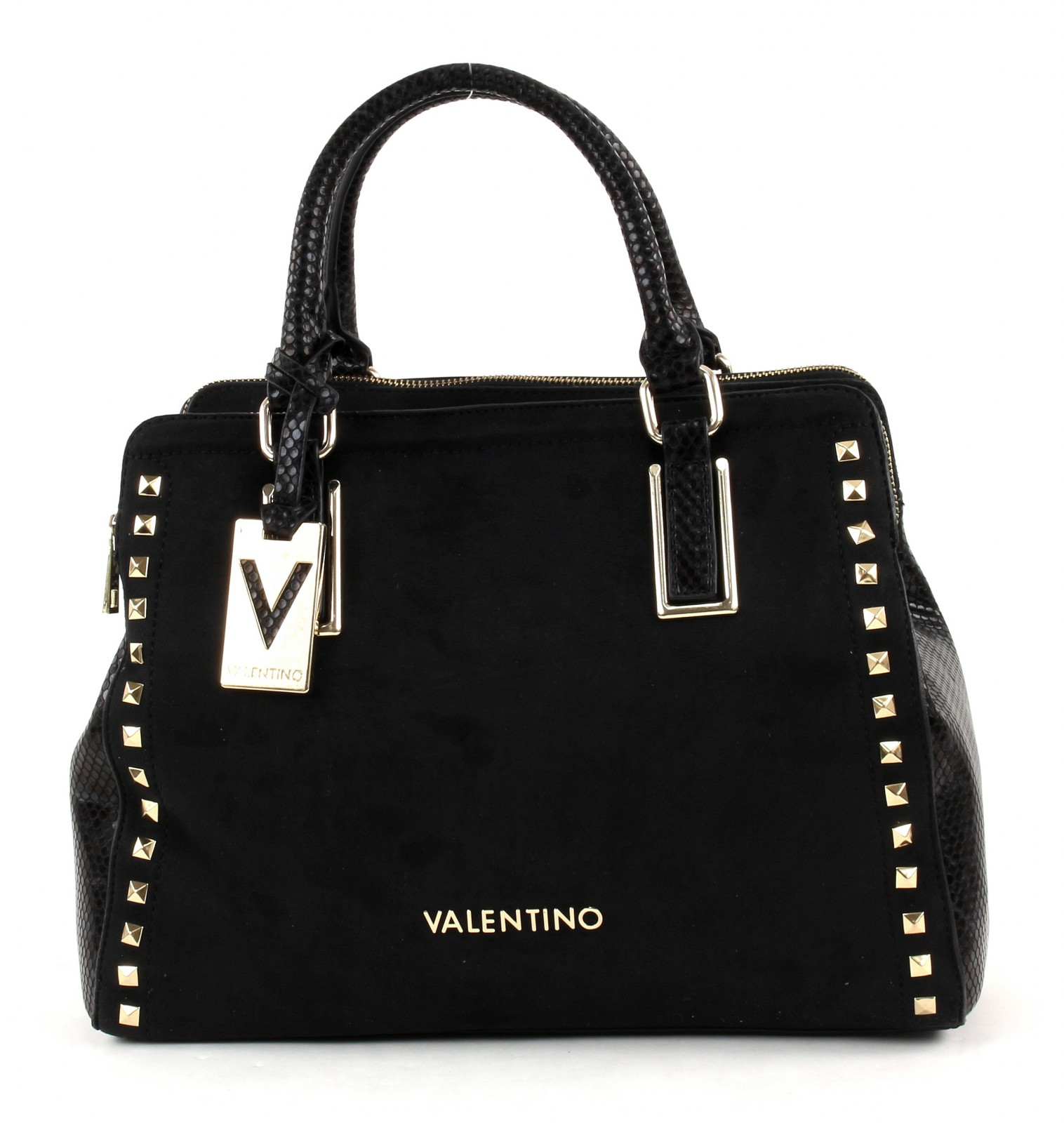 valentino luxor lady bag tasche schultertasche handtasche. Black Bedroom Furniture Sets. Home Design Ideas